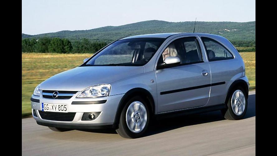 Opel Corsa: Einstiegsmodell wird jetzt billiger