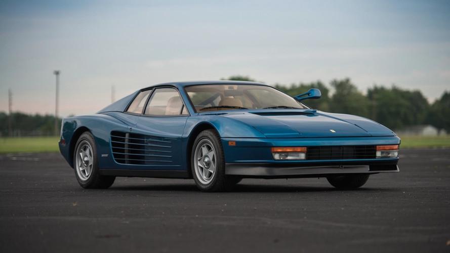 Ferrari Testarossa isminin haklarını oyuncak firmasına kaptırdı