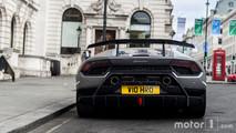 KVC - Lamborghini Huracan Performante à Londres