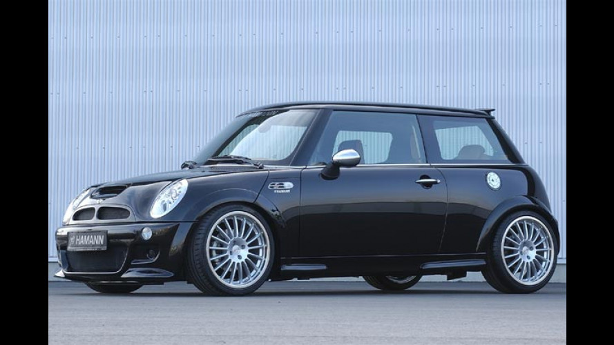 Hamann-Mini: Maxi-Power für den Cooper S