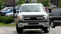 2010 Chevy Silverado Heavy Duty Spied