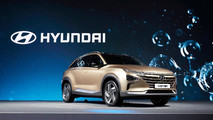 Hyundai yakıt pilli SUV