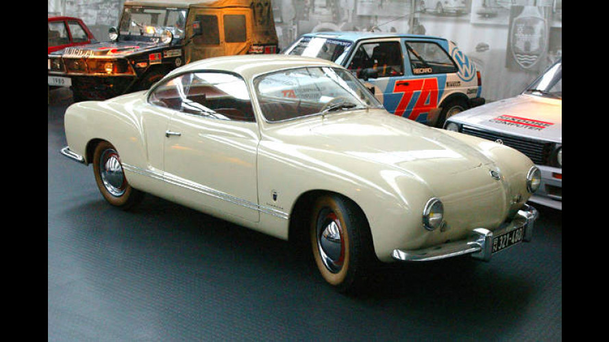 50 Jahre Karmann Ghia: Sonderschau im Automuseum