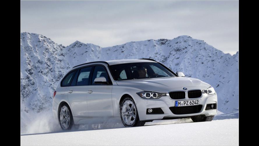 Diverse BMW-Neuerungen ab Sommer 2013