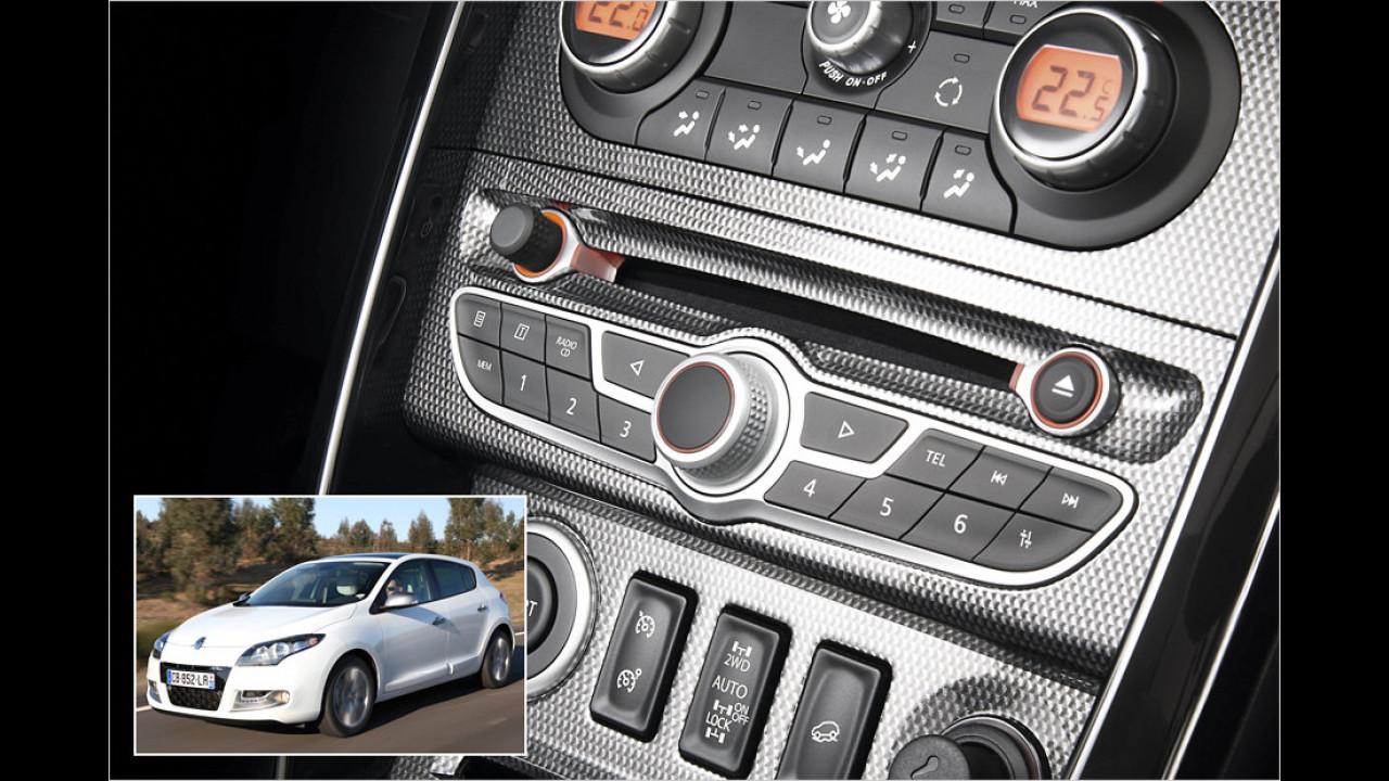 Renault: Bose