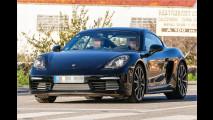 Erwischt: Porsche Cayman