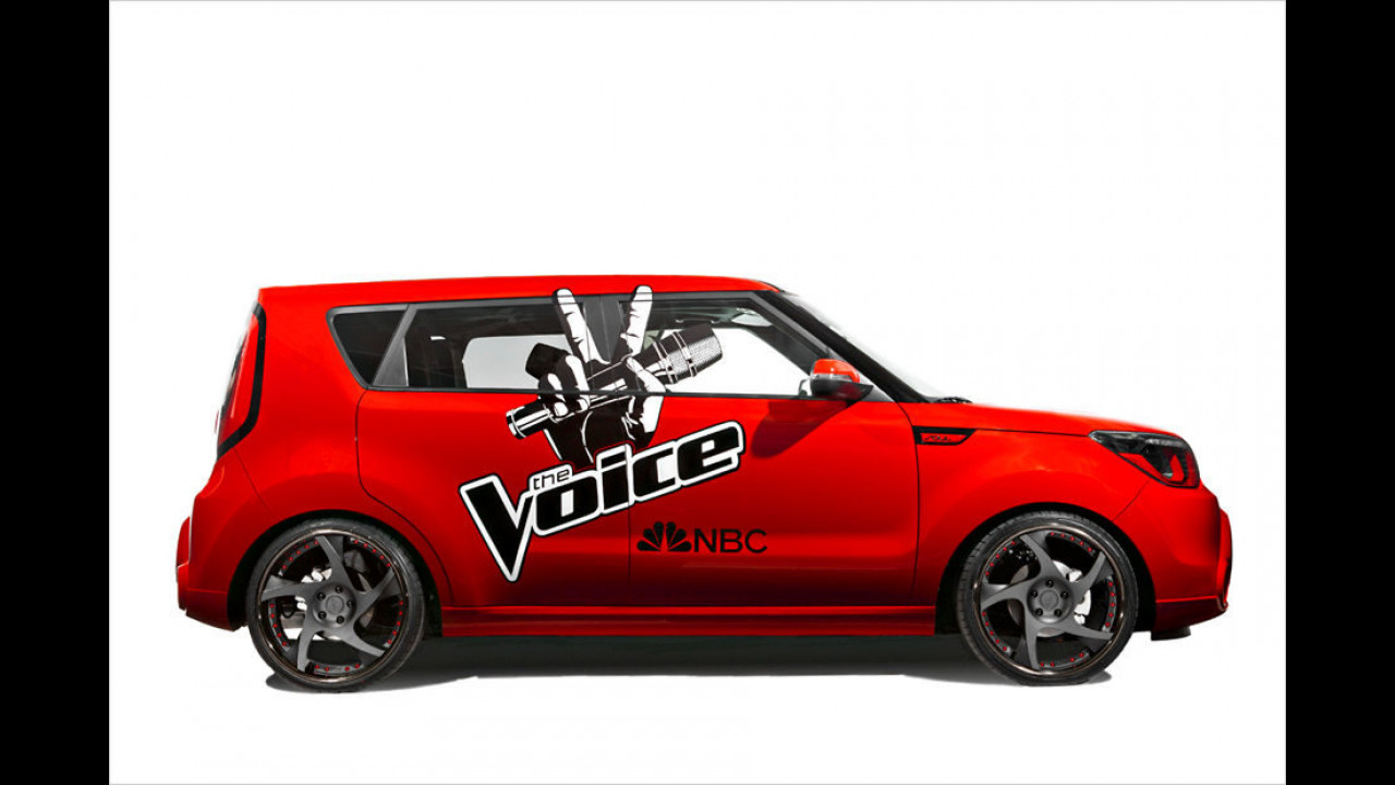 Kia: The Voice Soul