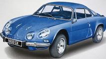 Renault Alpine A110 26.1.2012