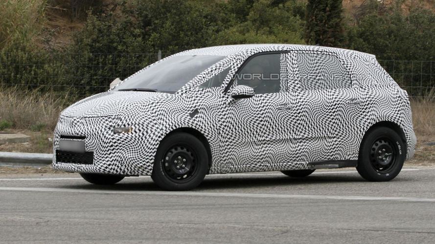 2013 Citroen C4 Picasso spied in Europe