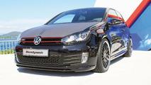 Volkswagen Golf GTI Black Dynamic revealed