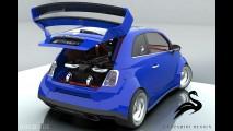 Lazzarini Design Fiat 500