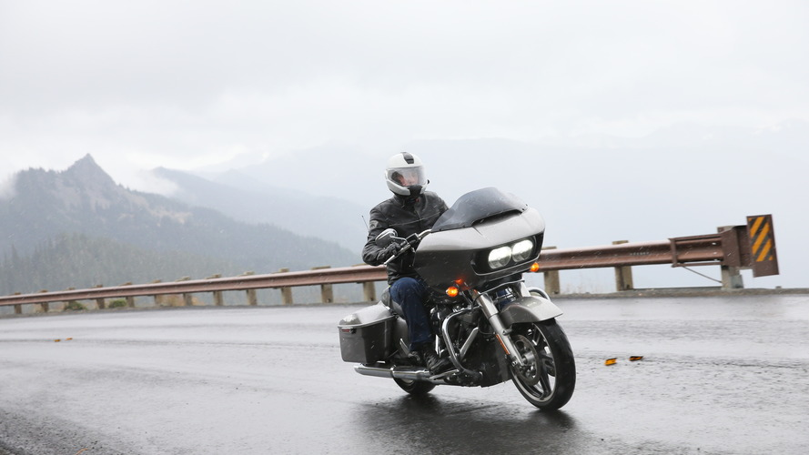 2017 Harley-Davidson Road Glide Special - first ride