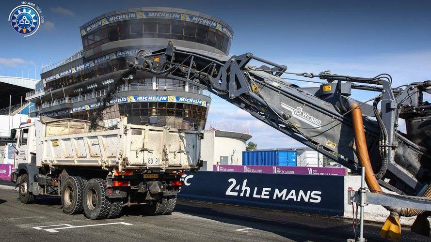 Le circuit Bugatti du Mans s'offre un lifting