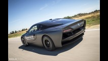 BMW i8 Hydrogen Fuel Cell Research Vehicle