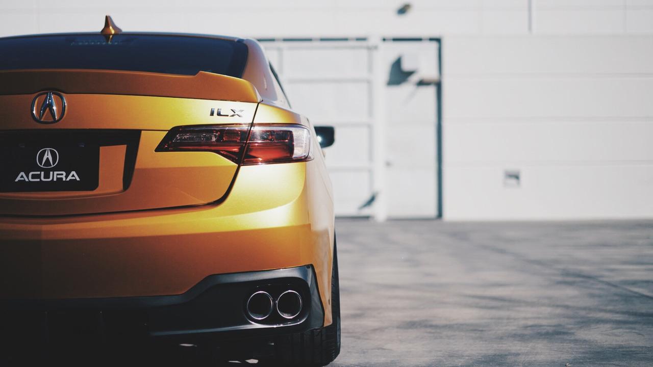 Acura at SEMA