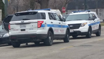 Chicago Police Department Ford Explorers