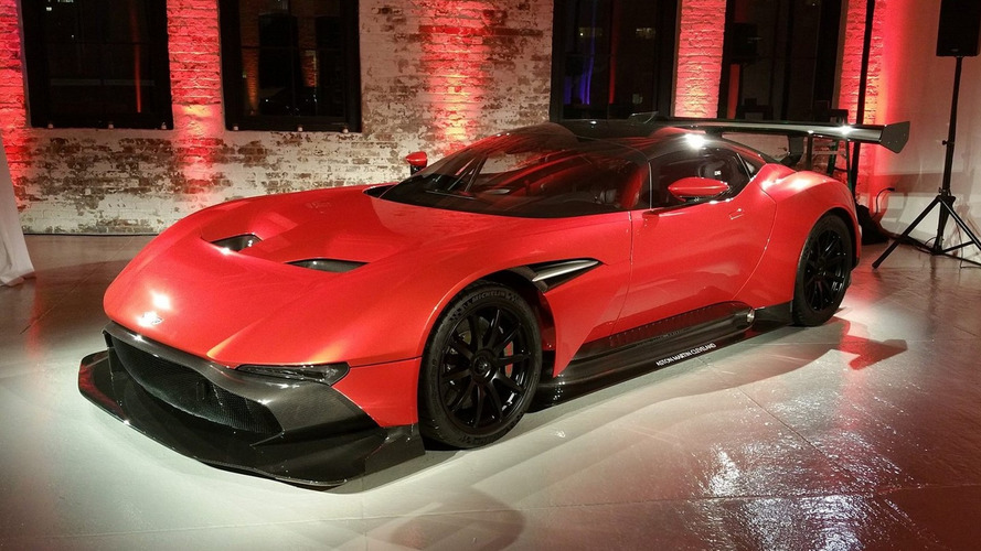 Aston Martin Vulcan road car conversion is actually happening
