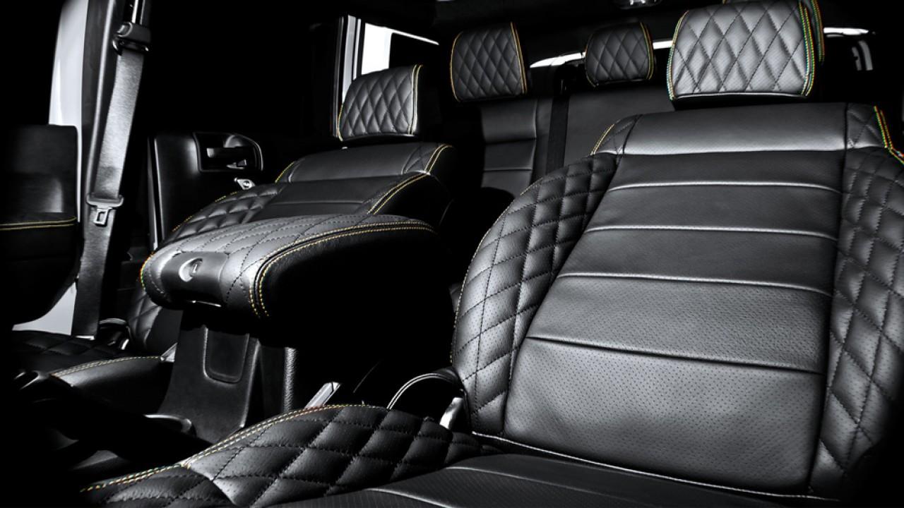 A. Kahn Design Jeep Wrangler Sahara 2.8 Diesel CJ300 Expedition
