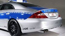BRABUS ROCKET is the New TUNE IT! SAFE! Police Car