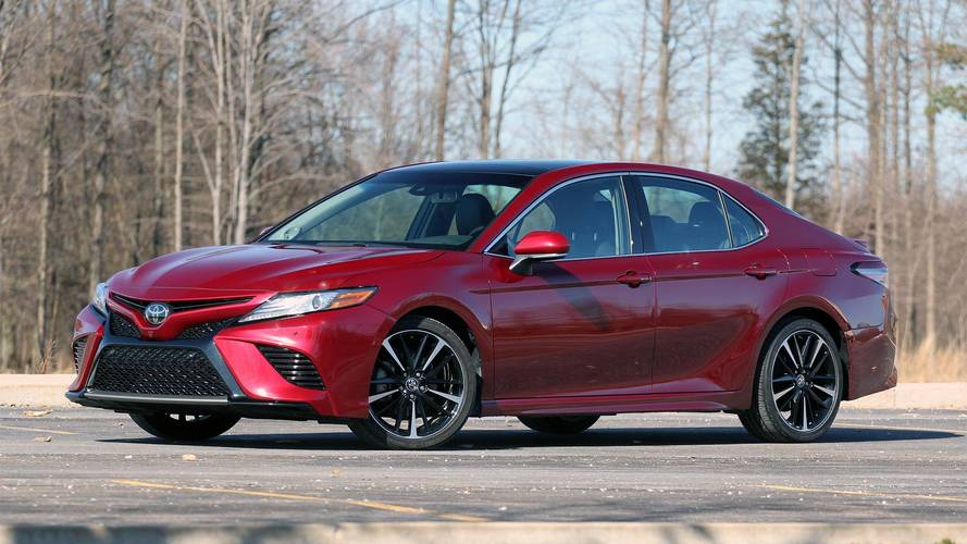 2018 Toyota Camry XSE: Review