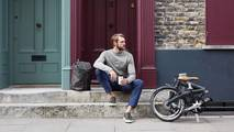 Mini katlanabilir bisiklet