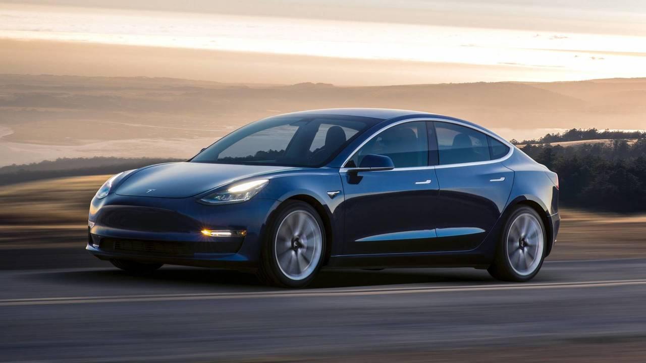 2. Tesla Model 3