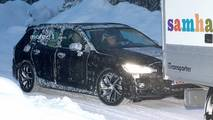 2018 Volvo V60 spy photo