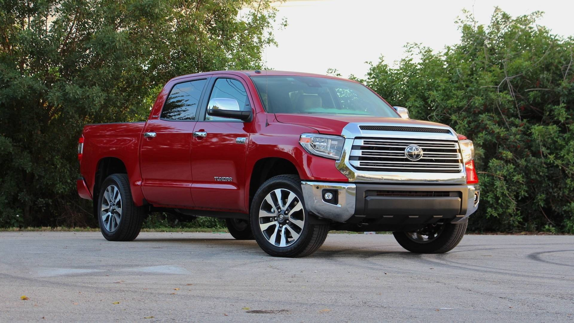 2018 toyota tundra review. Black Bedroom Furniture Sets. Home Design Ideas