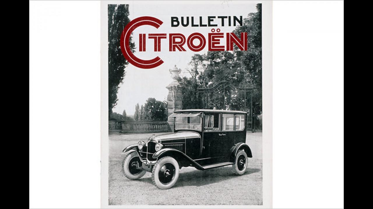 90 Jahre Citroën