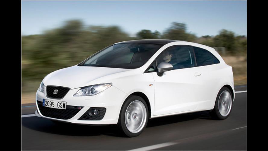 Spritziger Diesel-Sportler: Seat Ibiza FR 2.0 TDI im Test