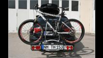Fahrradträger fürs Heck