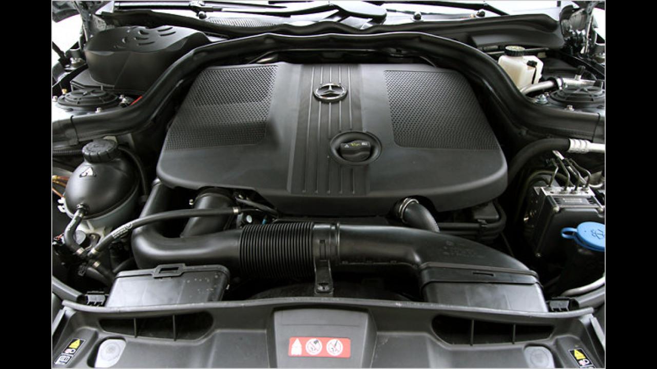 Bester Motor 2,0 Liter bis 2,5 Liter Hubraum