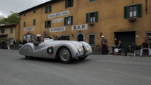 BMW 328 Touring Coupe, 2010 Mille Miglia 11.05.2010