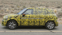 MINI Crossman S / Countryman S spied for first time