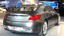 Chrysler 200C EV Concept - 2009 NAIAS