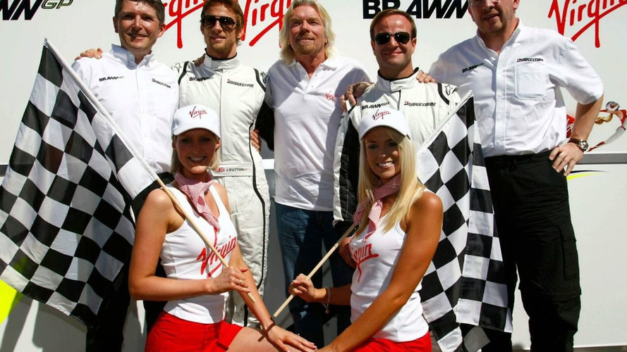 Virgin not ready to confirm Brawn split