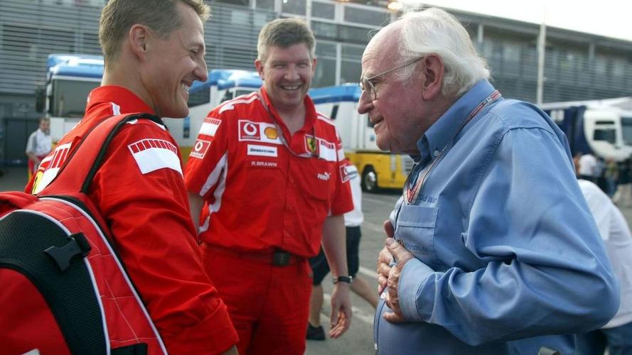 Schumacher's doctor says future comeback possible
