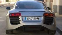 Replica Audi R8 from Mercury Cougar