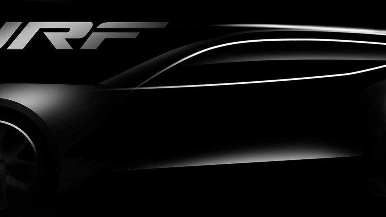 Fisker Surf teaser ahead of IAA 07.09.2011