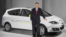 Seat Altea XL Electric Ecomotive - 11.11.2011