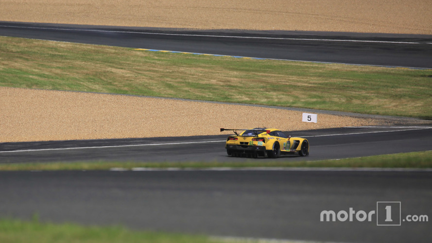 #63 Corvette Racing Chevrolet Corvette C7-R