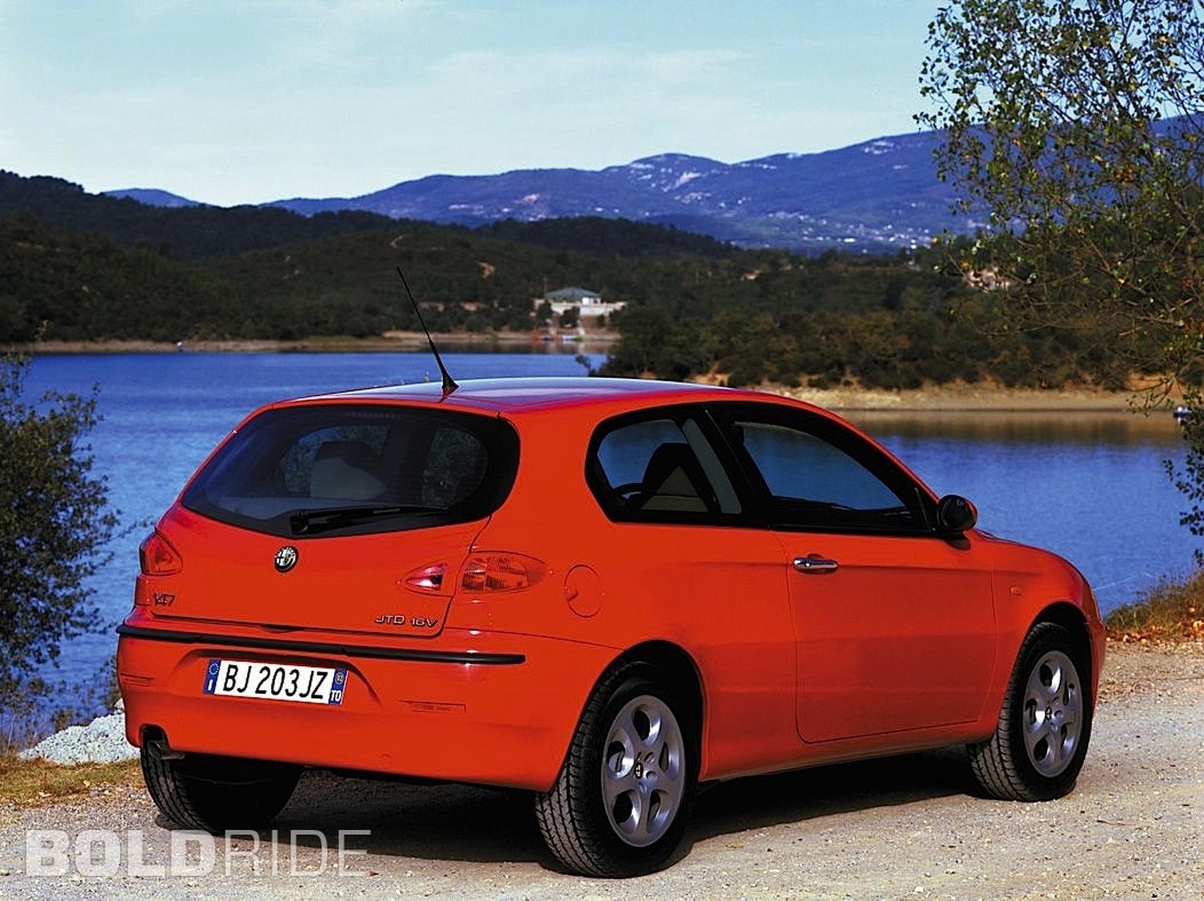 Alfa Romeo 147 JTD 16V