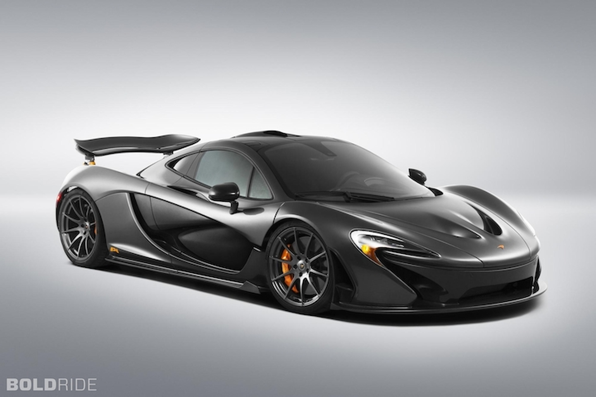 McLaren P1 GTR, MSO Special Editions Headed to Pebble Beach