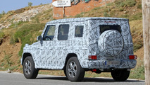 Mercedes-Benz Classe G 2019 photos espion