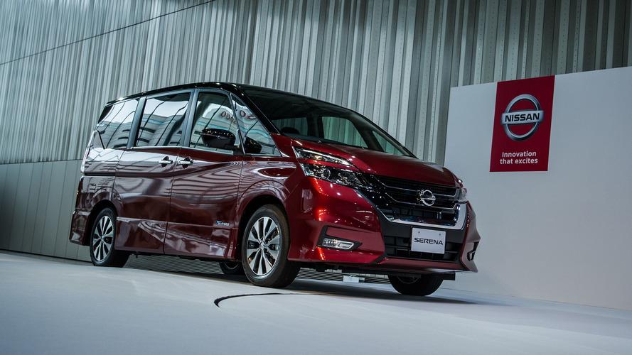 Nissan minivan introduces its autonomous tech to Japan