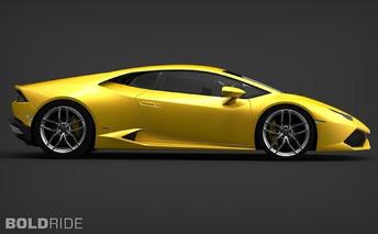 Lamborghini Gallardo Successor Leaked? [UPDATE] New Images