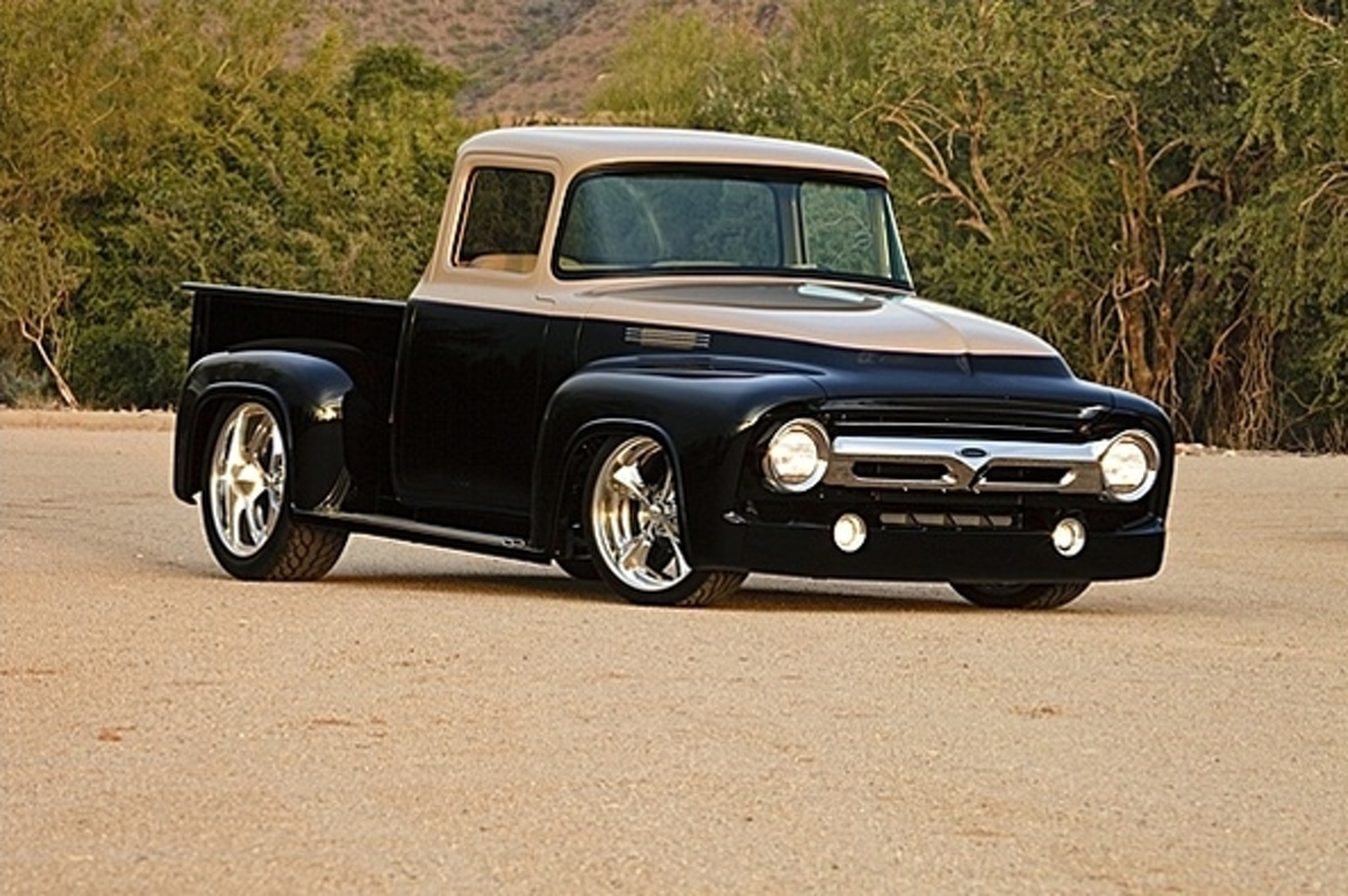 This Stunning Custom Ford F100 Turns Car Guys into Truck Guys