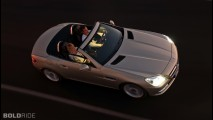 Mercedes-Benz SLK350 Roadster