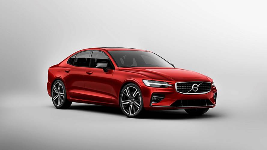 Volvo S60 Sedan to Be Unveiled on June 20