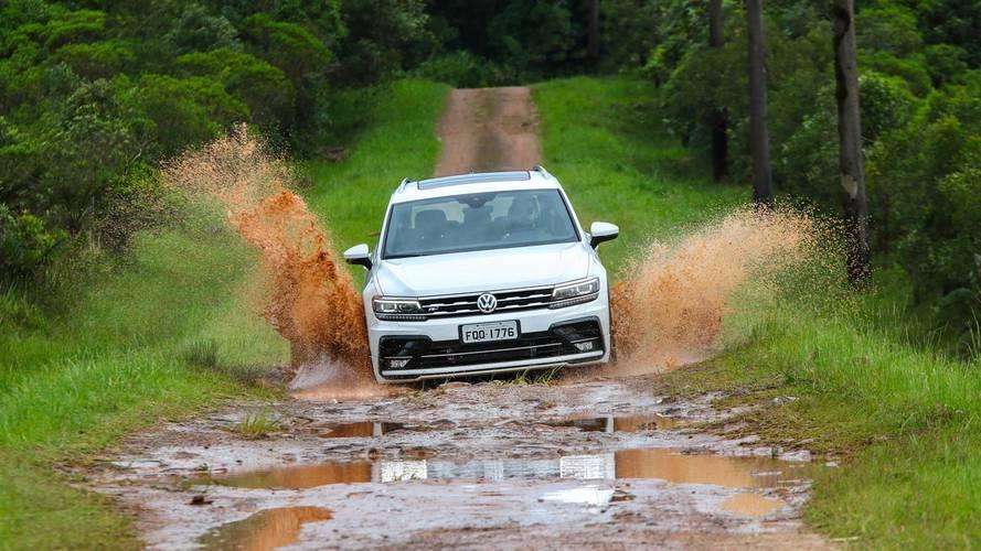 VW Tiguan AllSpace BR